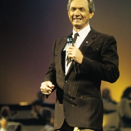The affable Mel Tillis